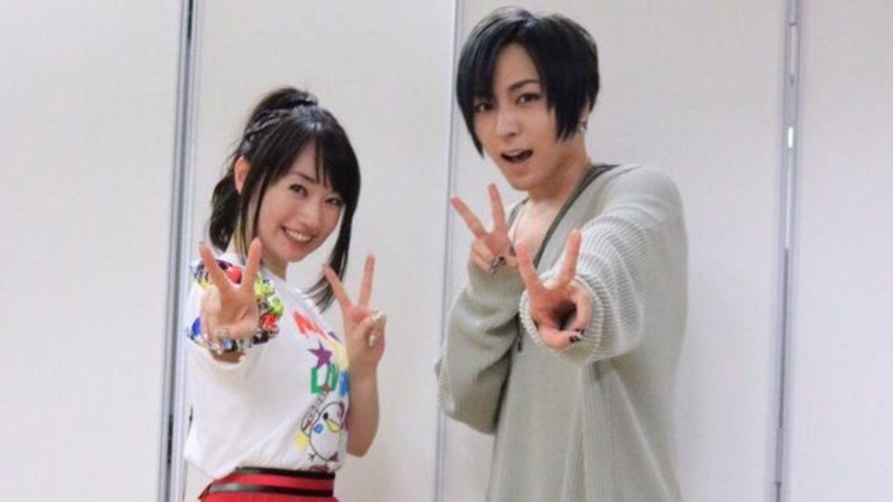蒼井翔太さんと水樹奈々さんがシンフォギアコラボ!武道館で「Synchrogazer」を絶唱!