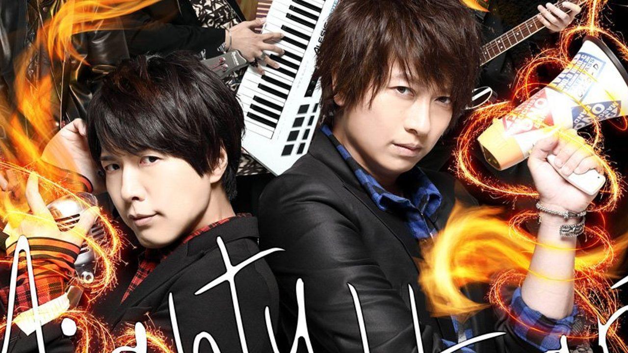 CHANKOさんのパンが燃えている!『DGS』MOBデビュー5周年の2ndシングルジャケットが公開!