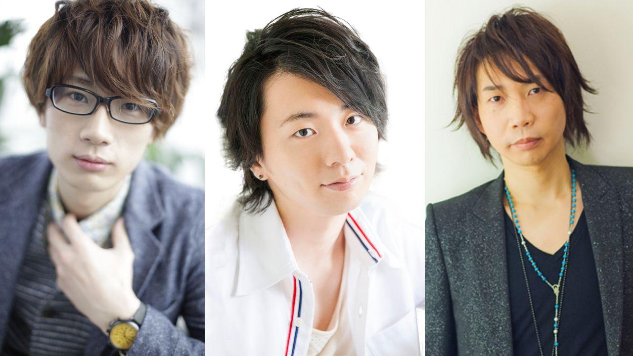 新ボイス追加!江口拓也さん、木村良平さん、諏訪部順一さんが花粉で悩む人をオリジナルボイスで癒やしてくれる!