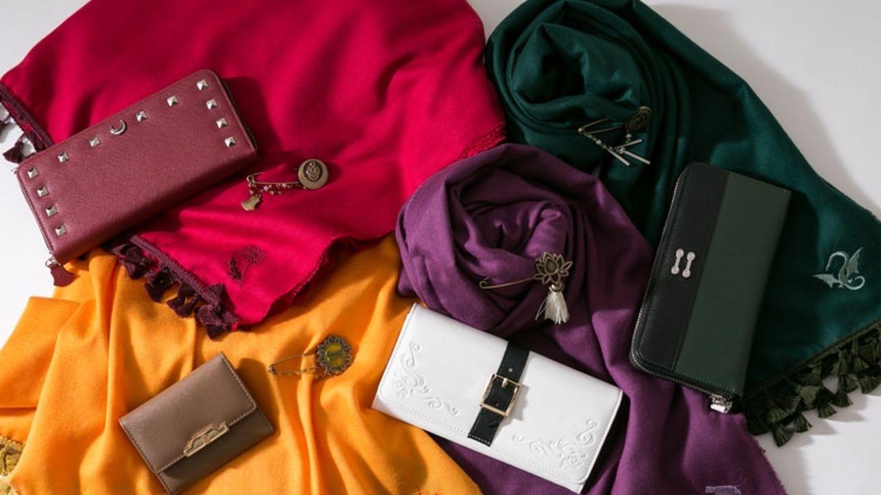 お洒落で大人っぽいデザイン!『最遊記RB』より三蔵一行をイメージした財布とストール&ピンセットが登場!