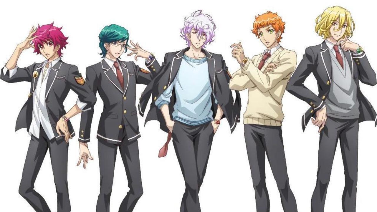アニメ『美男高校地球防衛部HK』4月放送決定!メインキャストは全員新人声優、監督は高松信司さんが続投