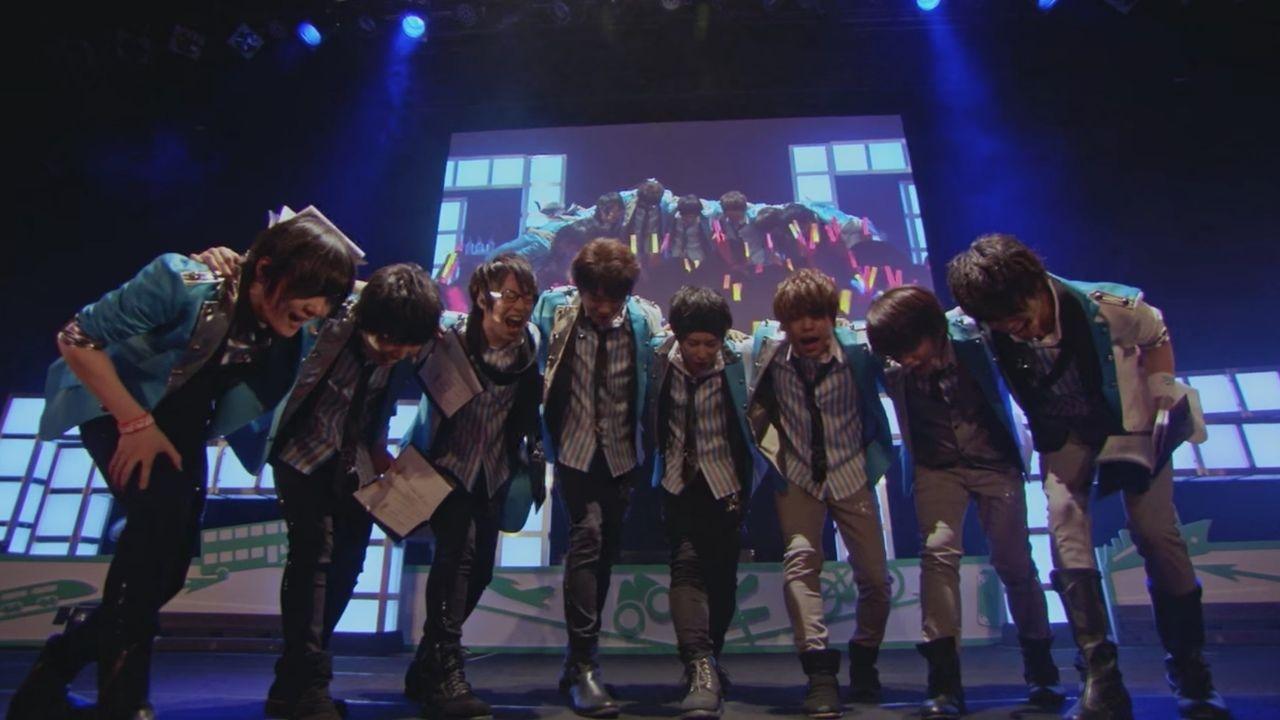 「SideM GREETING TOUR 2017」LIVE Blu-ray発売決定!キャストによる替え歌や「Beyond The Dream」を収録した豪華3枚組!