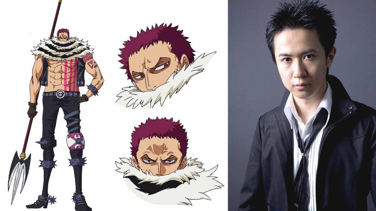 ついに『ONE PIECE』に杉田智和さんが最強の男・カタクリ役で出演!コメントからも気合が伝わる!