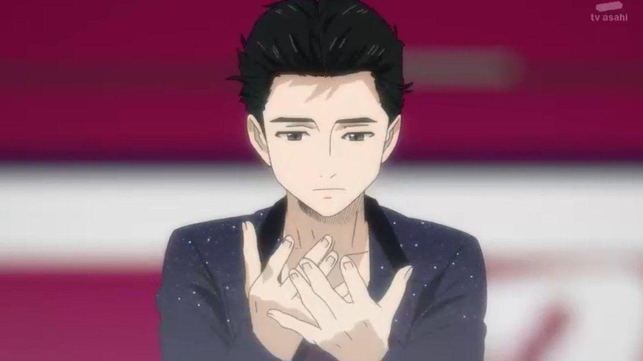 ついにオリンピックで「Yuri on ICE」が!?須崎・木原ペアの練習でリンクに響きわたる