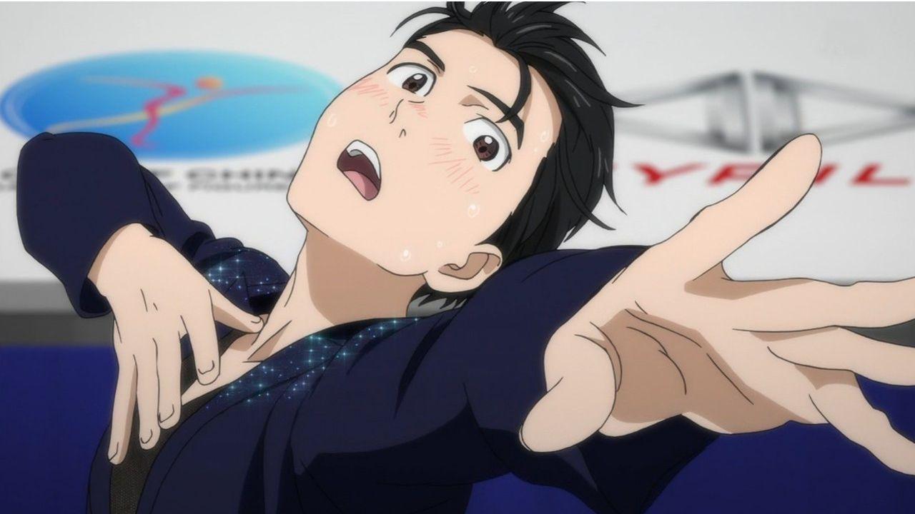 ついにオリンピックで「Yuri on ICE」が響く!原案・久保ミツロウ先生も須崎・木原ペアに感謝