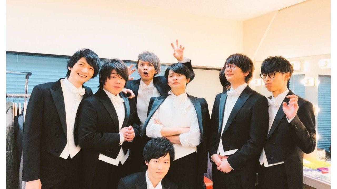 『ダイヤのA』キャスト陣がタキシード姿でイベント登場!待望のオールスターゲームⅢ開催も決定