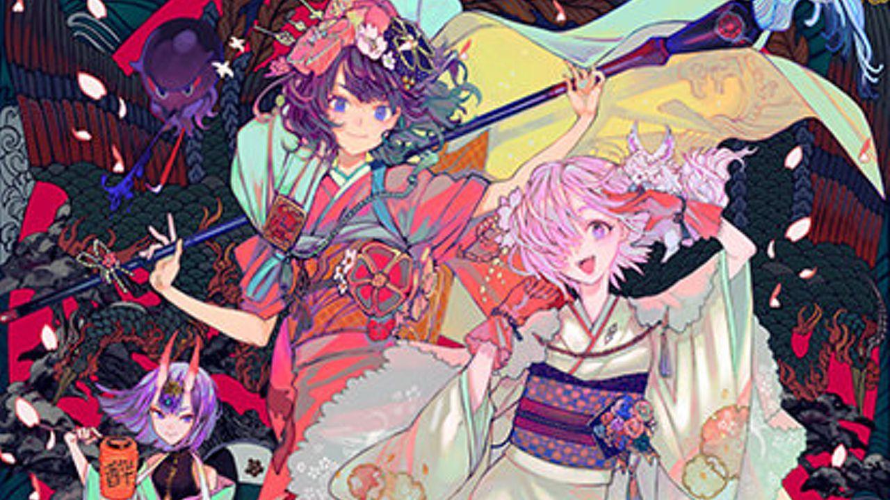 『FGO』とお台場「hokusai&TOKYO 水辺を彩る江戸祭」のウォータープロジェクションマッピングのコラボが決定!