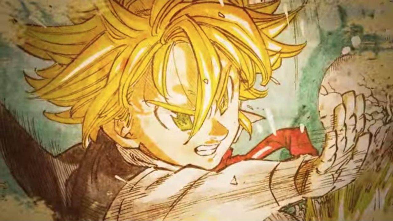 劇場版アニメ『七つの大罪』は完全オリジナルストーリー!キービジュアルなど新情報が一挙公開!