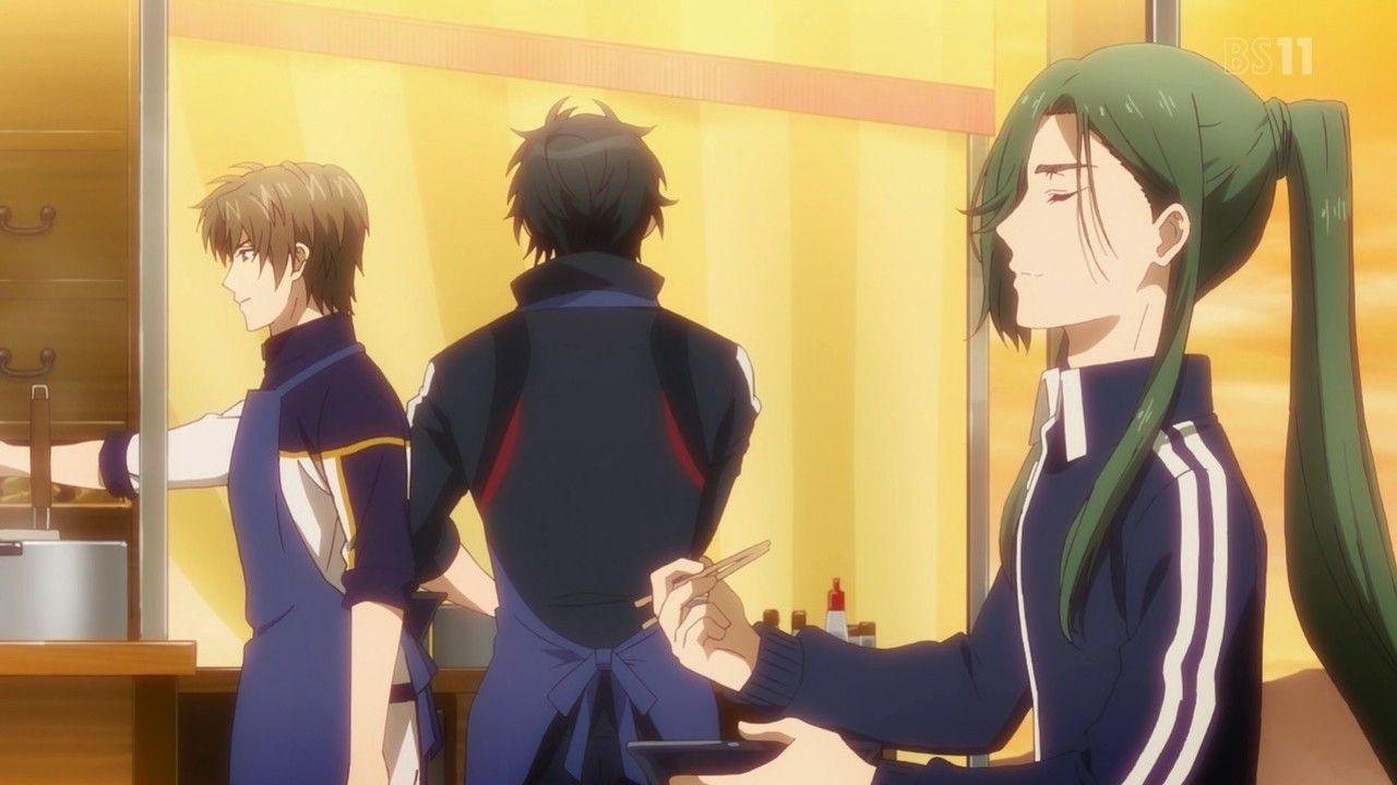 『刀剣乱舞-花丸-』x「はなまるうどん」コラボ再び!今度は七話に登場した「ひやあつ」を再現!