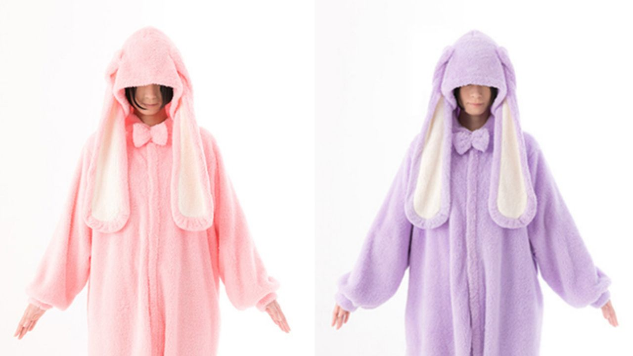 ふわもこで癒されちゃう!『A3!』咲也・至が着ていたうさぎのもこもこ着ぐるみパジャマが発売決定!