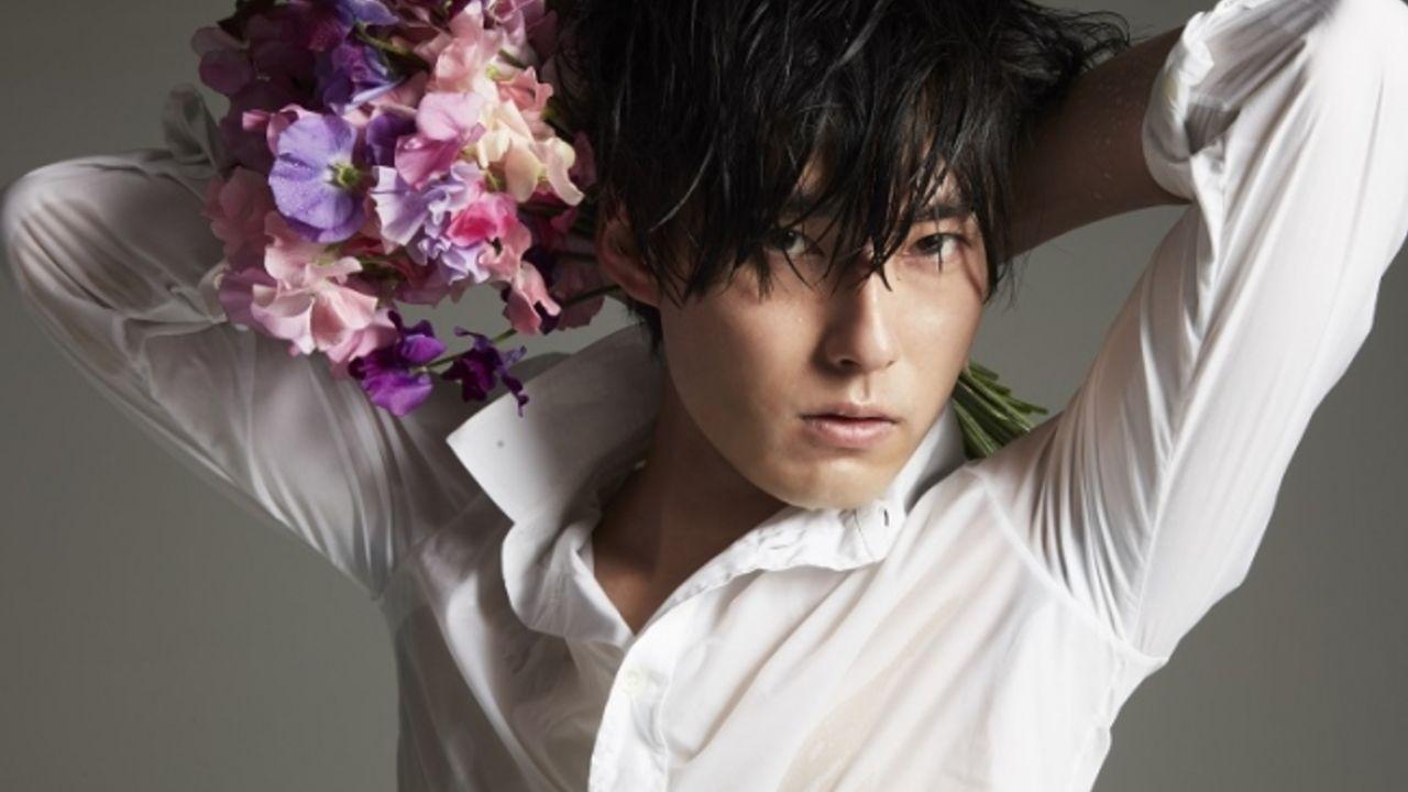 「TVガイドVOICE STARS Vol.5」増田俊樹さんのセクシー写真公開!本人から「未成年の方は気を付けて」と注意も!?