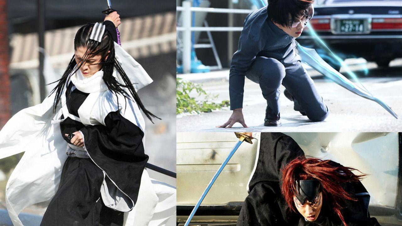 実写映画『BLEACH』に雨竜役で吉沢亮さん、恋次役で早乙女太一さん、白哉役でMIYAVIさんが出演!