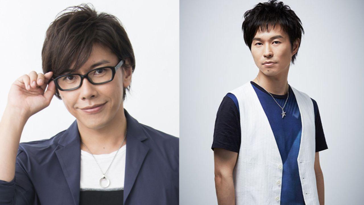 佐藤拓也さんと代永翼さんが8年前と同じポーズで写真を撮影!すっかりベテラン感が出たと話題に