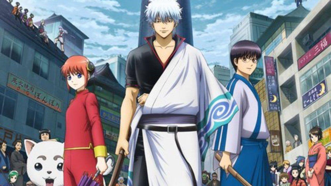 よりぬきはないの?アニメ『銀魂 銀ノ魂篇』は次週で一旦終了、続きは2018年7月から放送再開