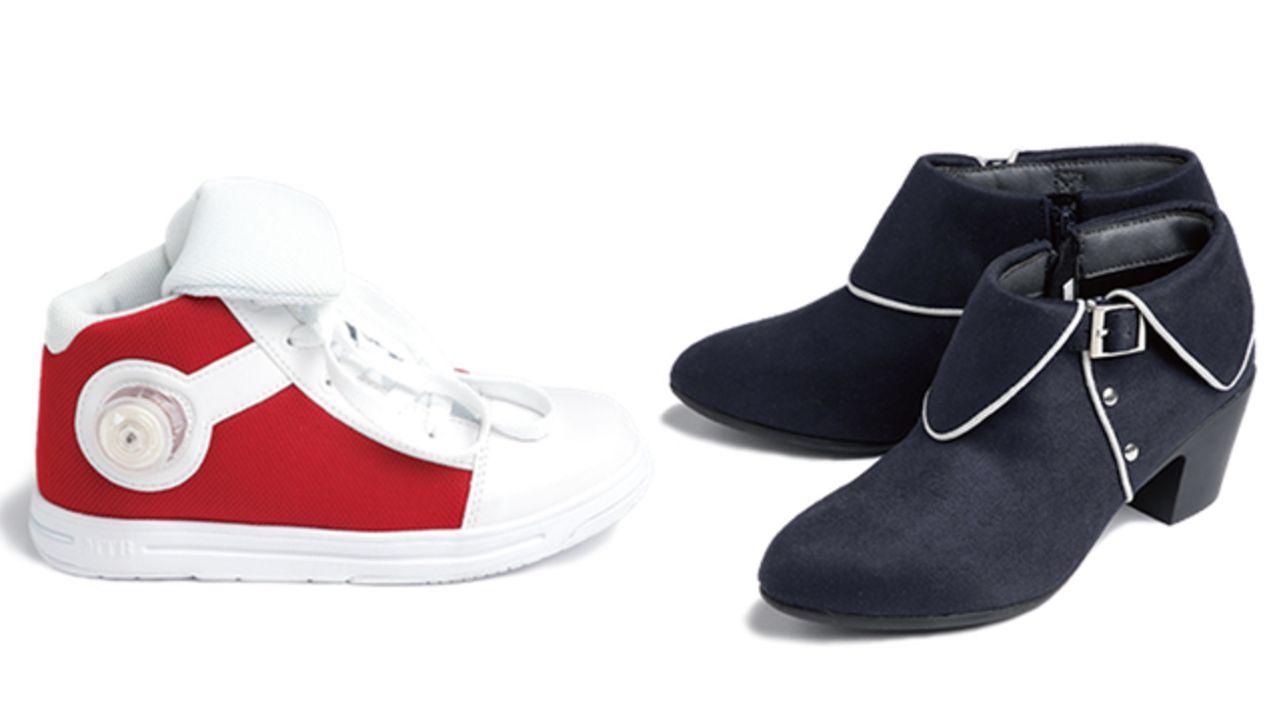これであなたも主人公!『名探偵コナン』の「キック力増強シューズ」が発売決定!?安室イメージの靴も登場