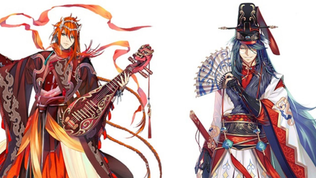 『Thunderbolt Fantasy 東離劍遊紀』第2期は10月スタート!『刀剣乱舞』千子村正と写る諏訪部さんの写真も