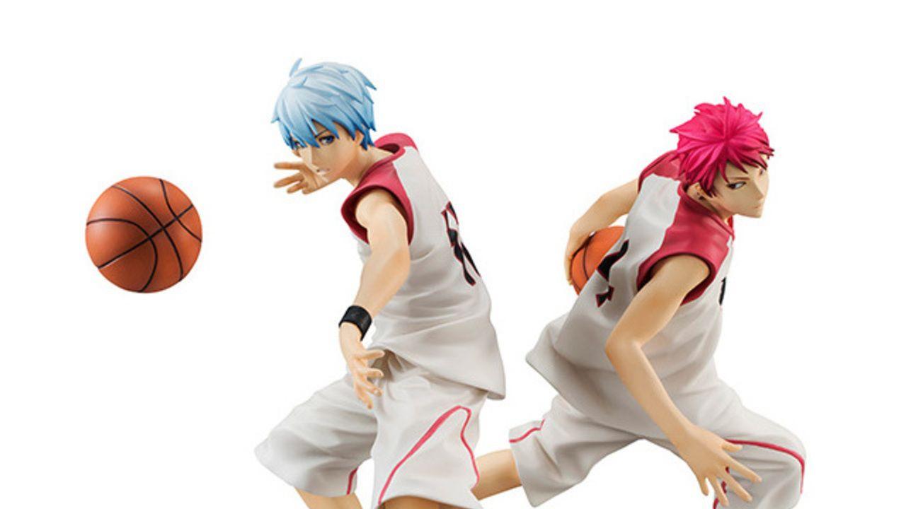 『劇場版 黒子のバスケ』黒子テツヤ&赤司征十郎がフィギュアになって登場!セット購入にはテツヤ2号が付属