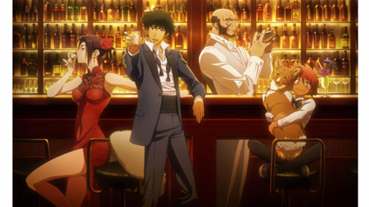 20周年を迎えたアニメ『カウボーイビバップ』のコラボカフェがアニメイトカフェにて開催!あの名作がカフェで蘇る