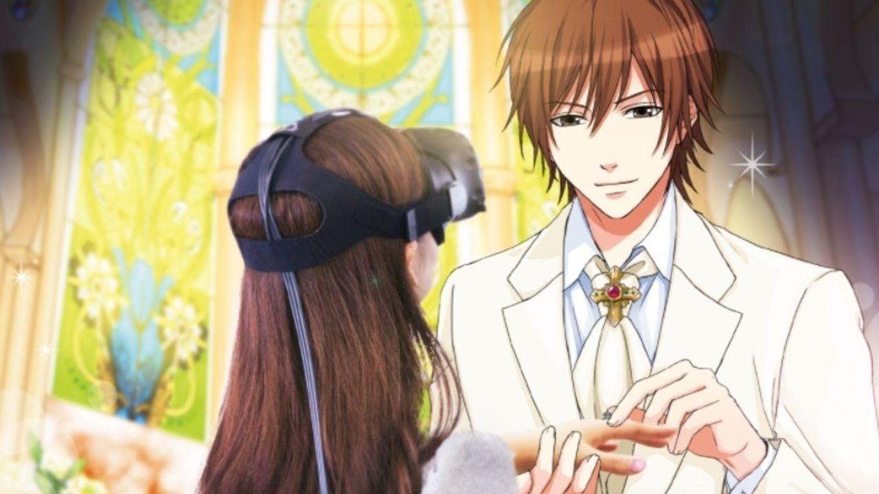 「挙式VR」が開催決定!緑川光さん、岡本信彦さん、石川界人さんら演じるイケメンキャラと結婚式を挙げよう!