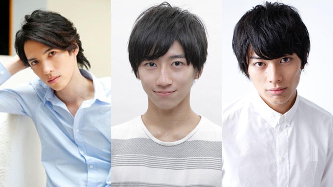 舞台『刀剣乱舞』第2弾キャスト発表!輝馬さん、納谷健さん、東啓介さんの3名