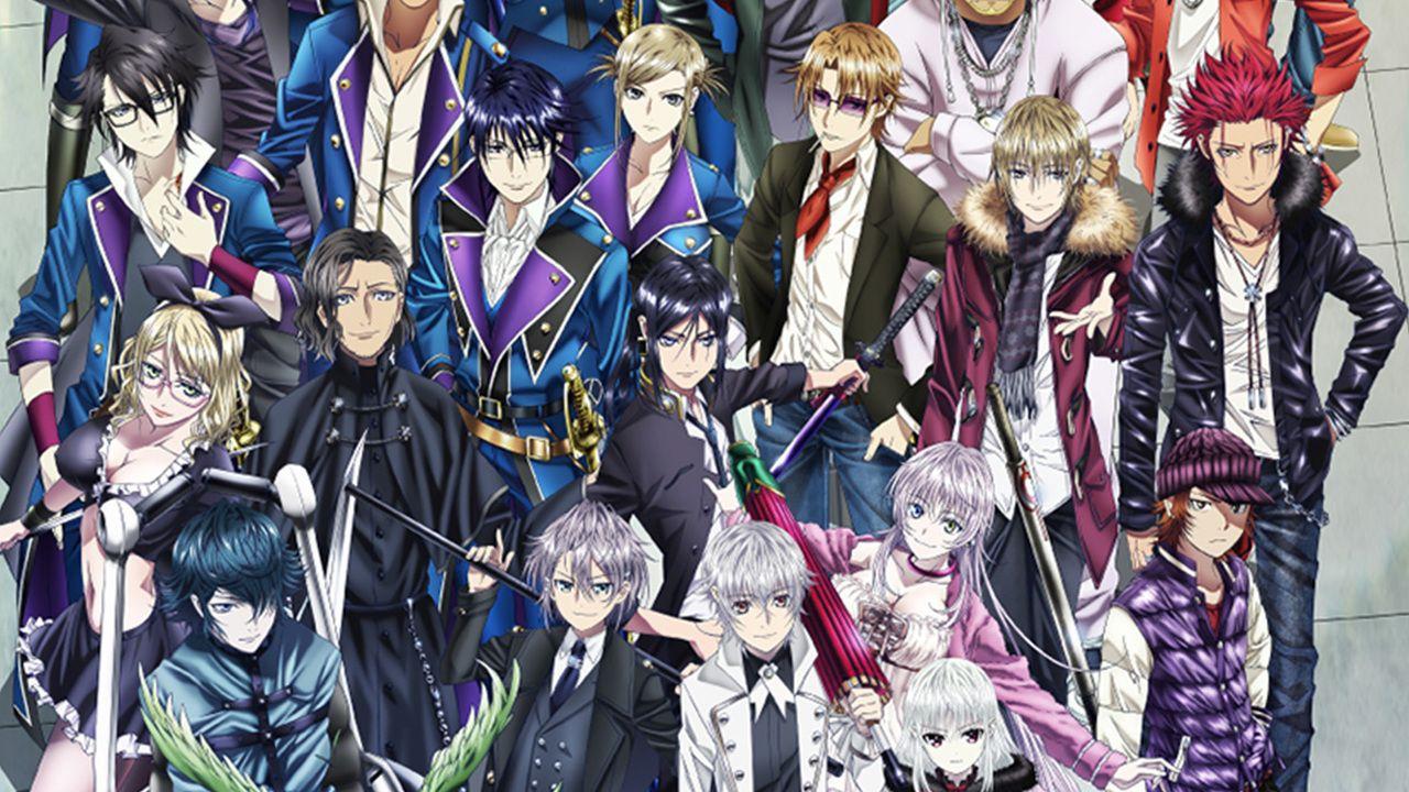 『K』BD/DVD第7巻にオンエア未放送の最終話ディレクターズカット版が収録!
