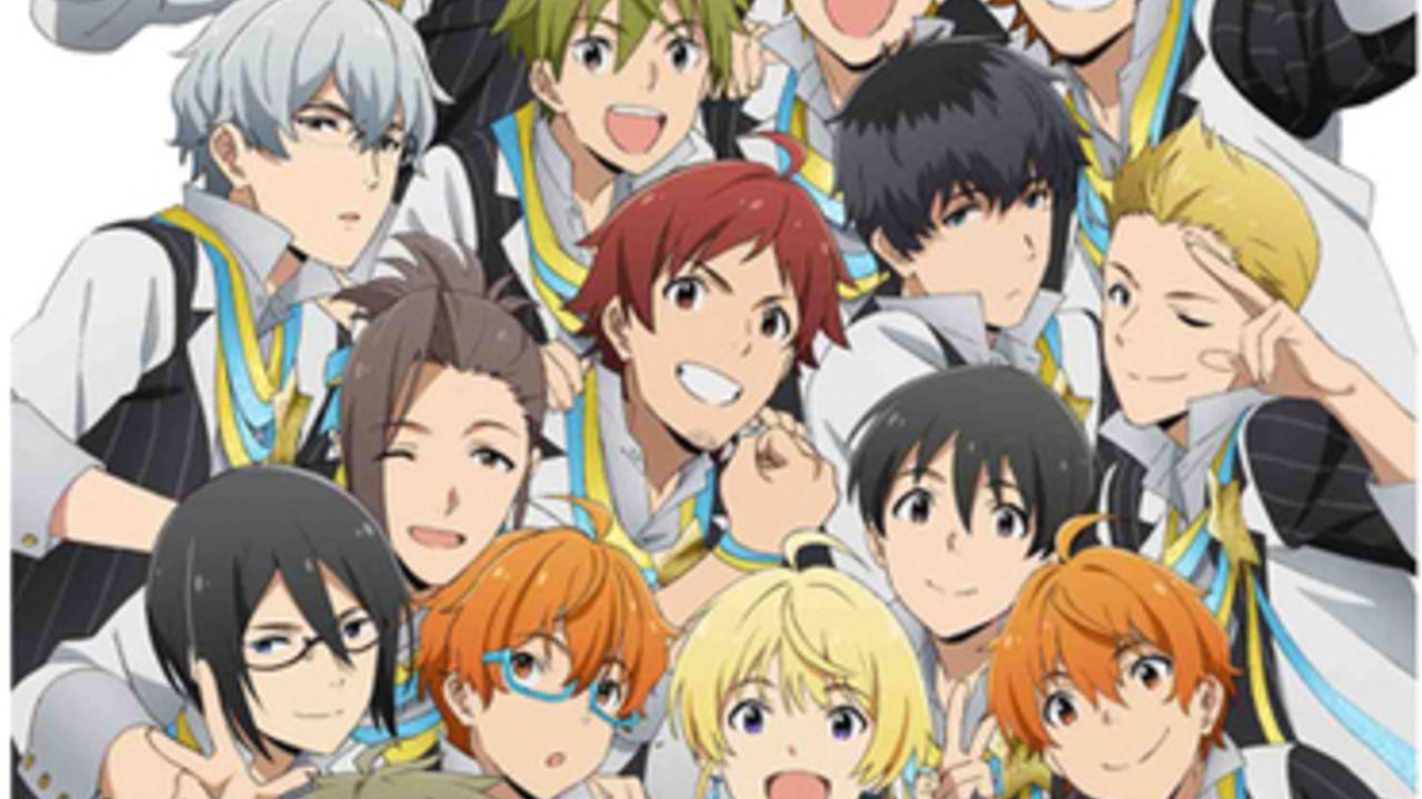 『SideM』コンプリートアニメファンブック発売決定!未収録のキャスト座談会CDや劇場パンフが封入