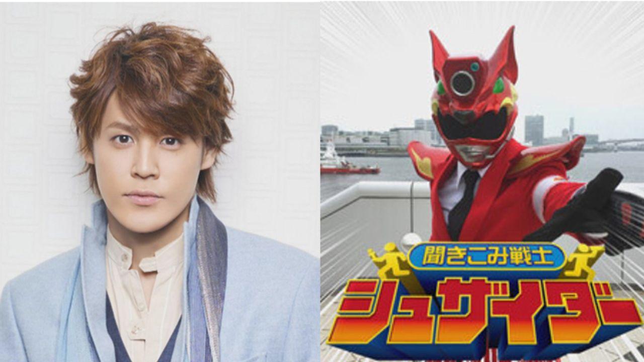 NHK「おはよう日本」に宮野真守さんが声を演じるニューヒーロー登場!さらに悪役の声を中尾隆聖さんが担当