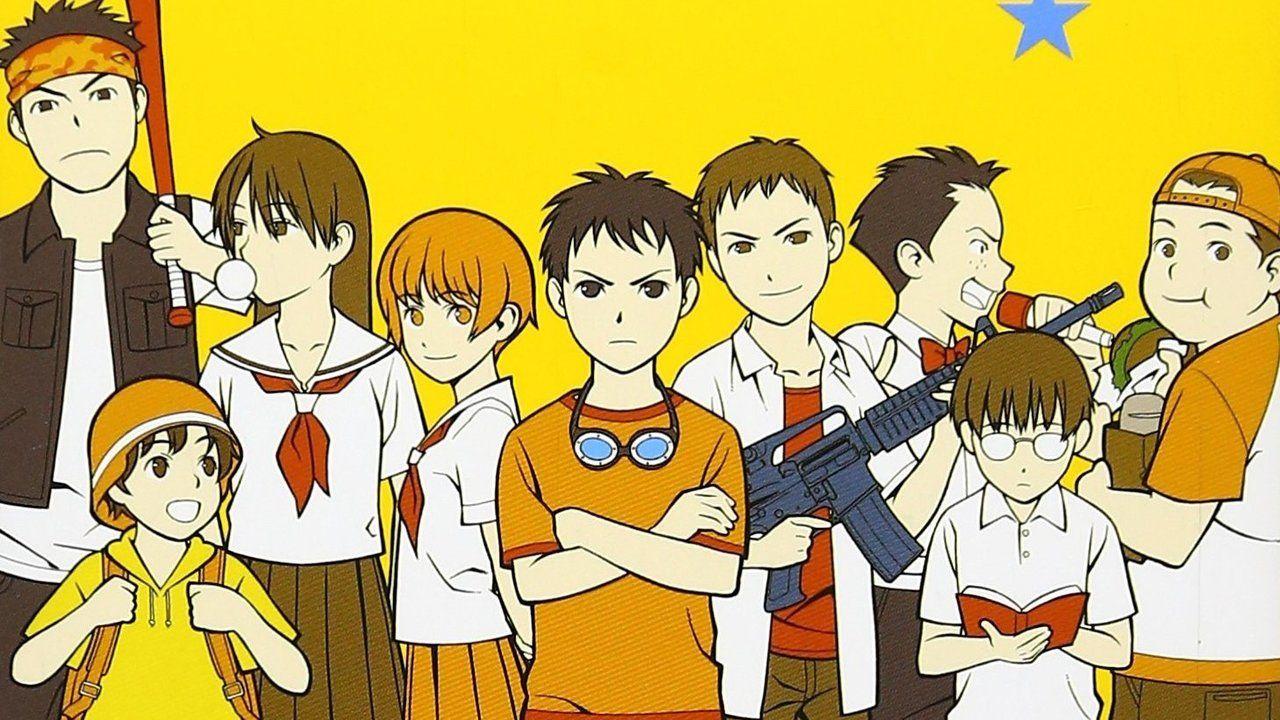 懐かしい!実写映画化もされた小説『ぼくらの七日間戦争』が2019年アニメ化!