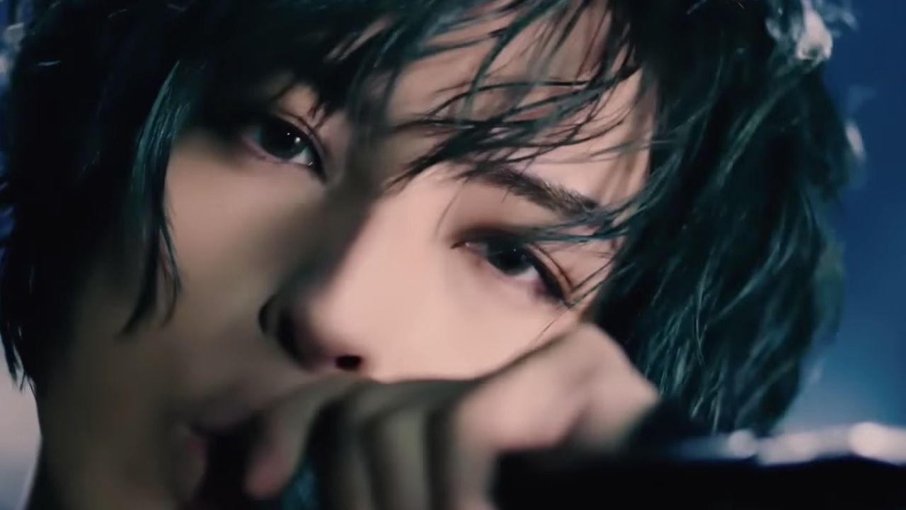 蒼井翔太さんの最新シングル「Eclipse」のフルMVが1週間限定公開!バイオレンスな色っぽさ