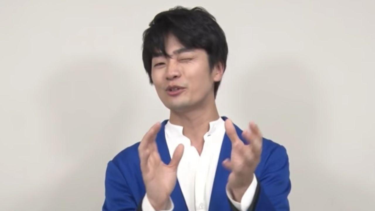 立花慎之介さんと1文字違いだから紛らわしい!?実写映画『兄友』より福山潤さんのインタビュー映像が公開!