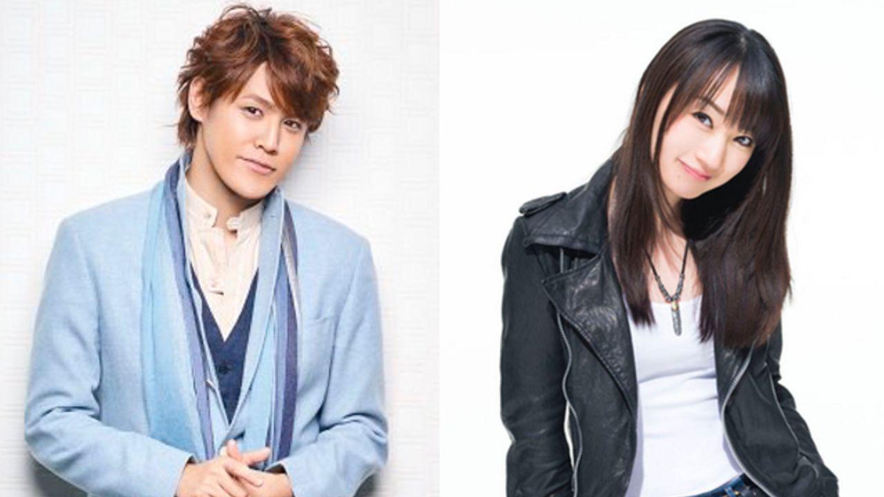 宮野真守さんと水樹奈々さんがコラボ!6月9日放送の「ミュージックフェア」は空前絶後のアニソン特集!