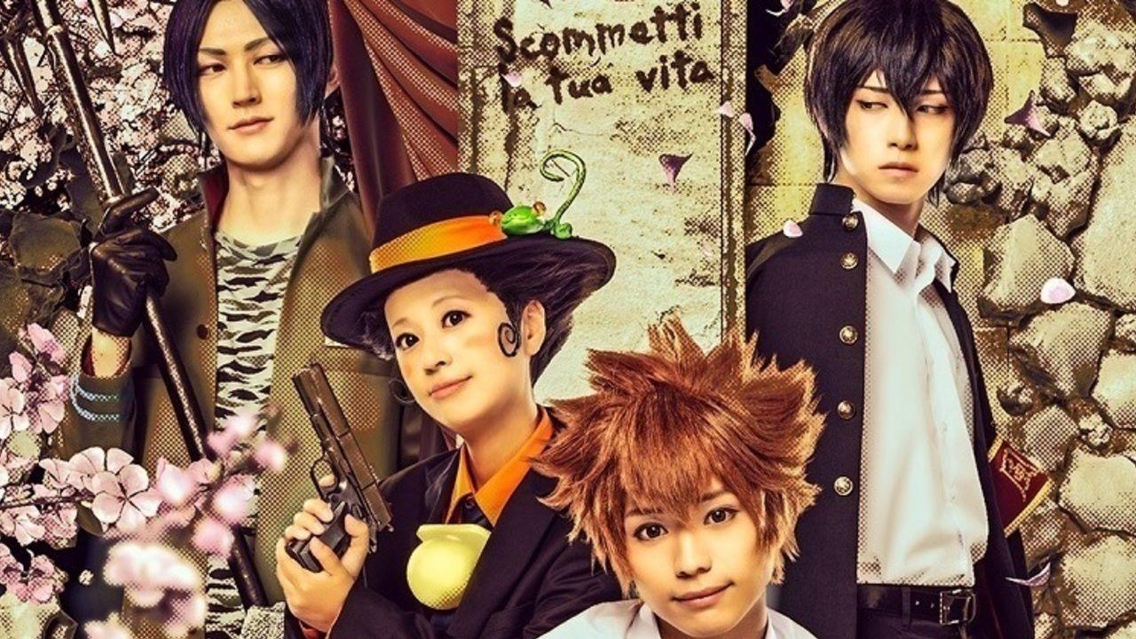 舞台『REBORN!』六道骸役に和田雅成さん、雲雀恭弥役に岸本勇太さんが出演!第1弾キャラビジュも解禁