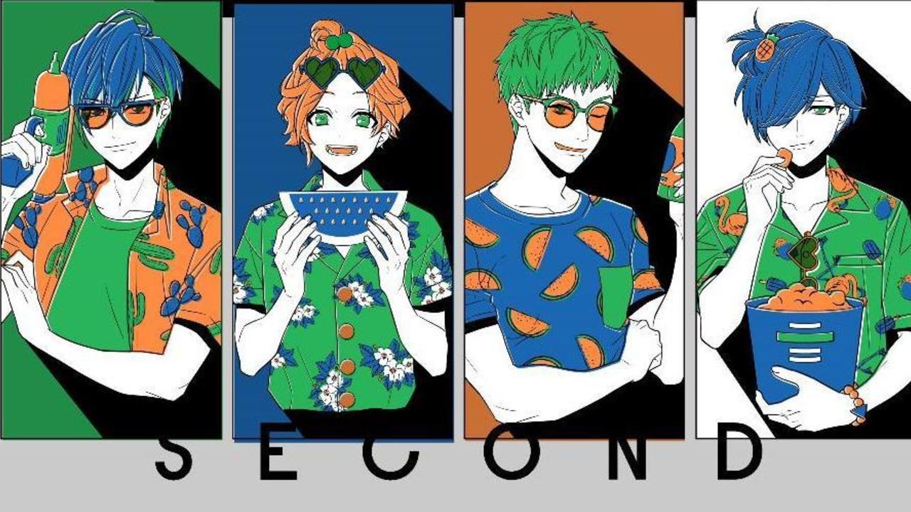 アロハシャツにサングラス!「A3! SECOND Blooming FESTIVAL」夏を感じさせるビジュアルが公開!