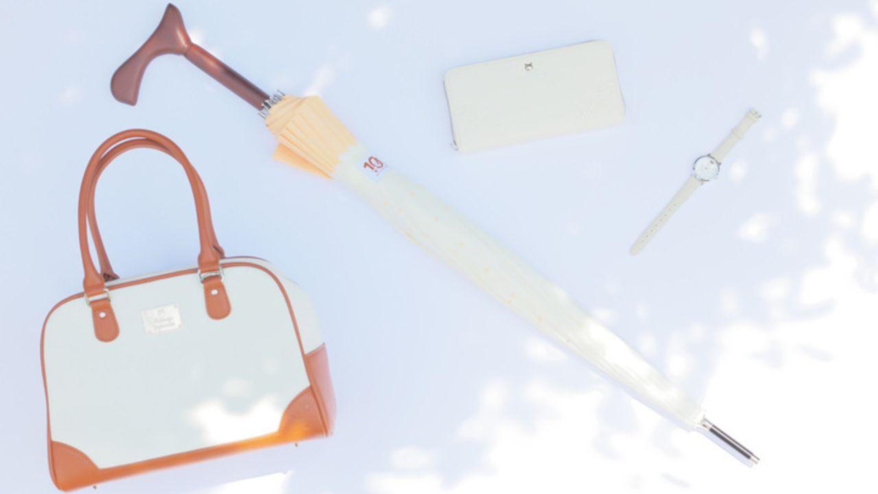 『夏目友人帳』ナチュラルカラーxニャンコ先生がとってもキュート!傘やバッグなどのコラボアイテムが登場