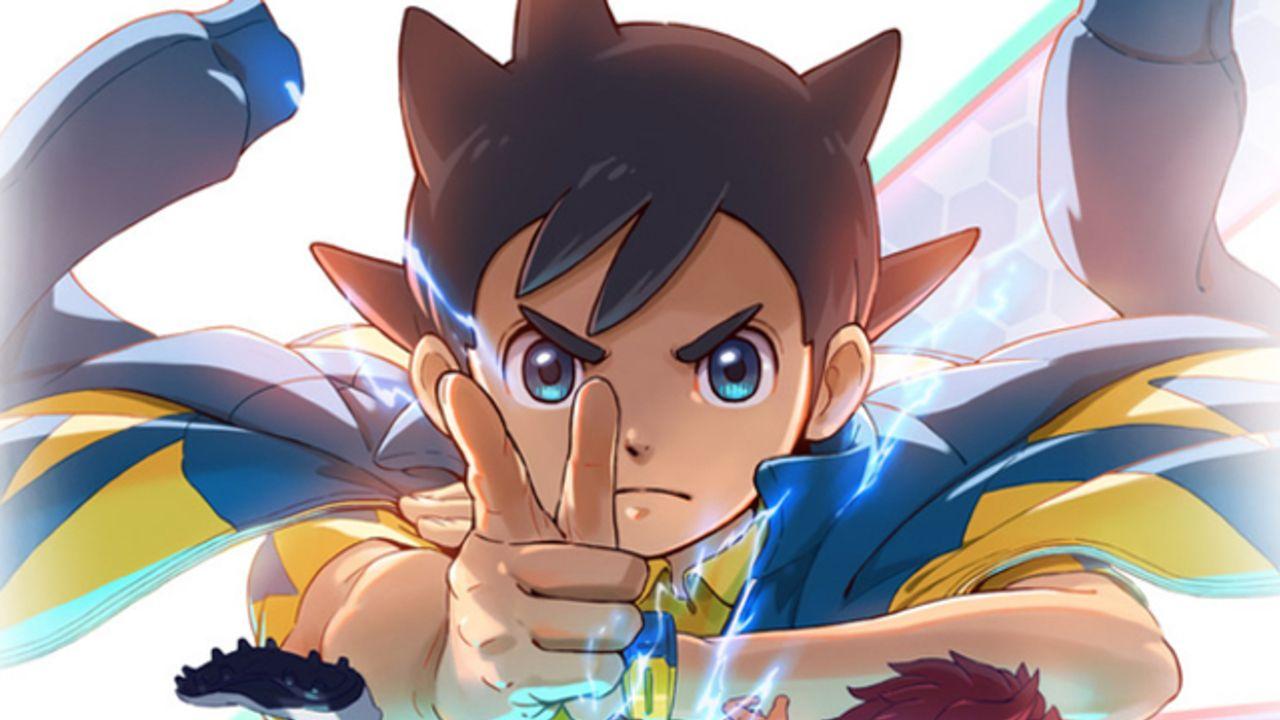 新作ゲーム『イナイレ アレスの天秤』2018年夏に発売予定をクオリティアップのため秋に延期
