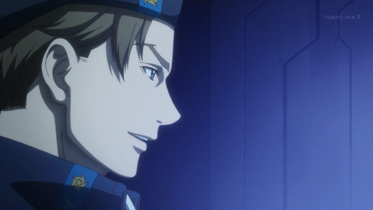 『銀英伝DNT』第10話感想 フォーク准将(CV.神谷浩史さん)が登場!良い顔と声なんだけど…