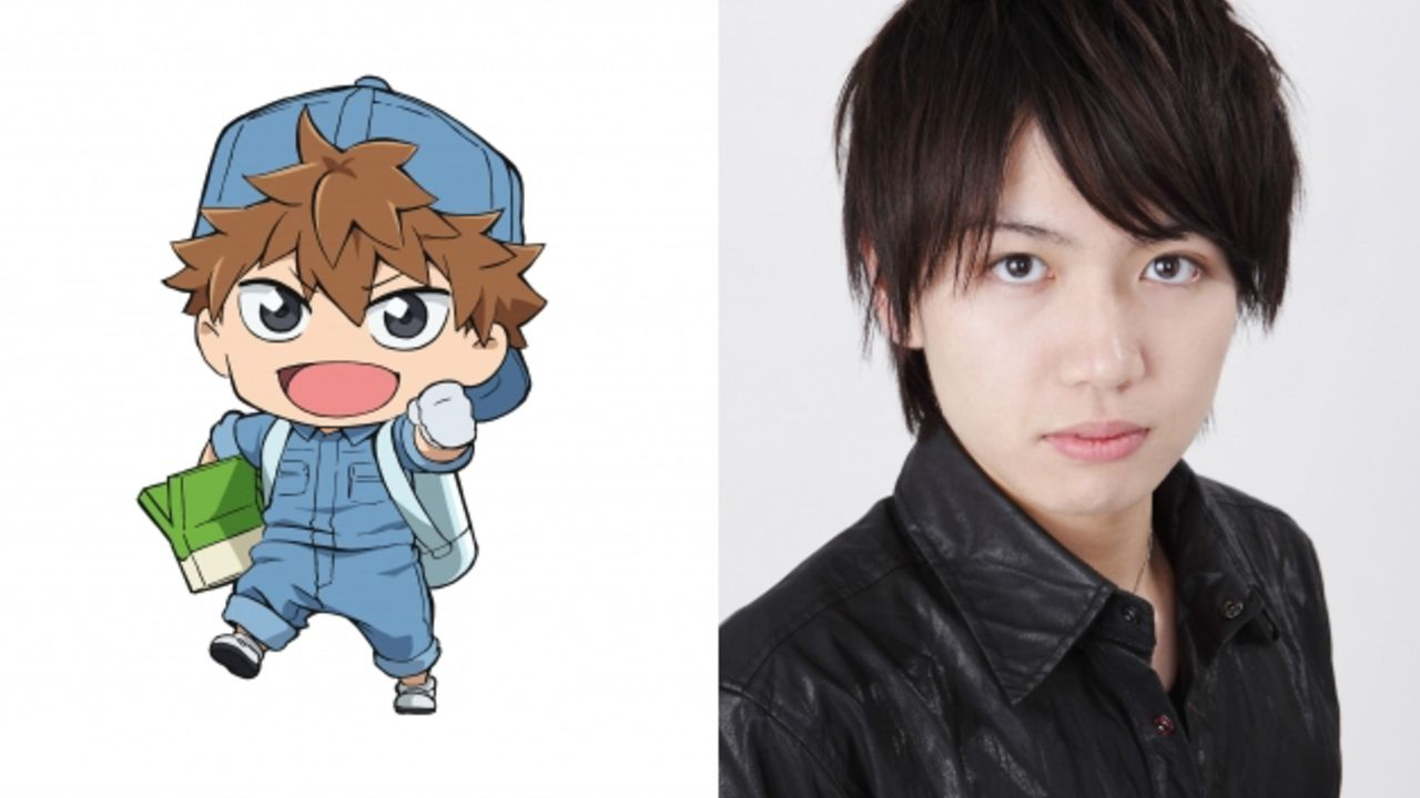 『はたらく細胞』追加キャストに千葉翔也さん、能登麻美子さん出演決定!第2弾キービジュ&PVも解禁