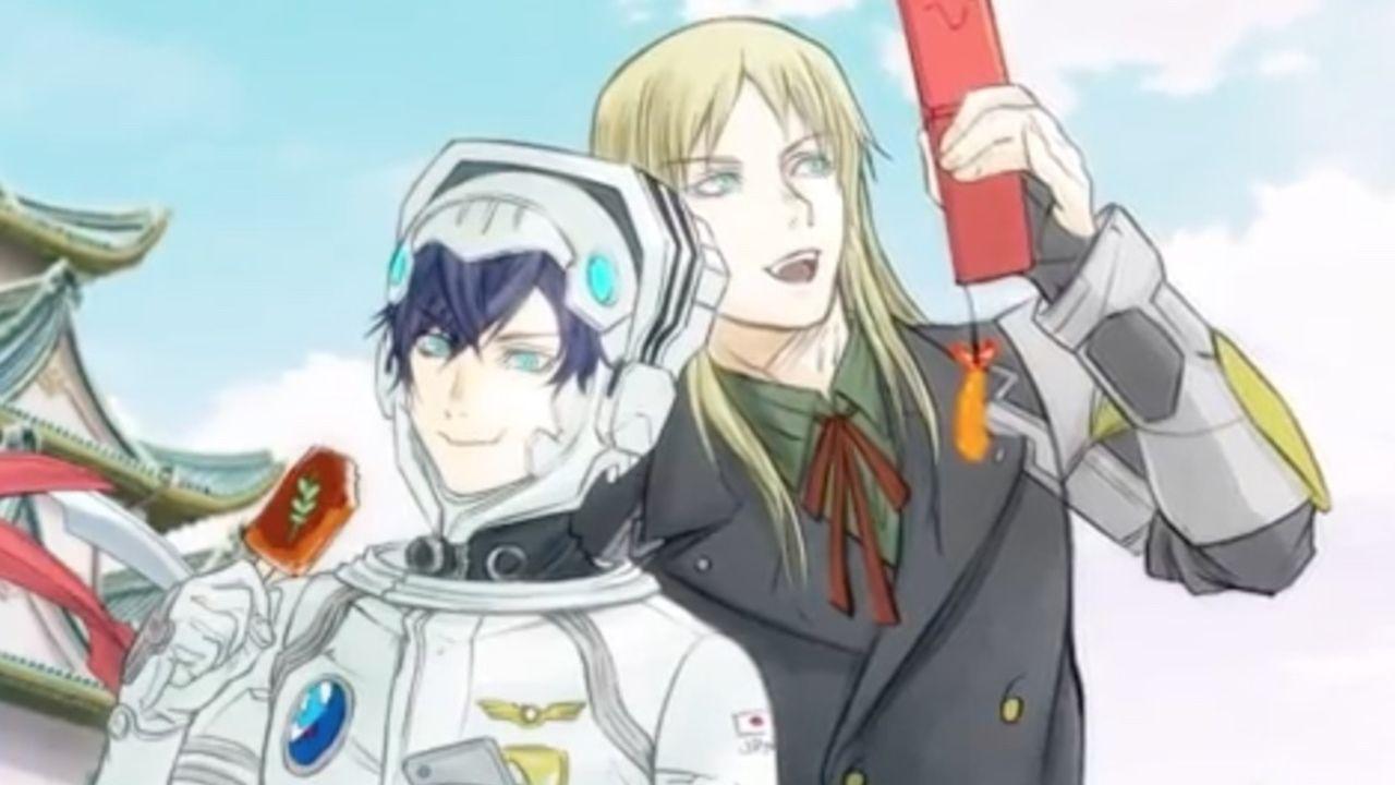 アニメ『宇宙戦艦ティラミス』第2期放送決定!特報PVや石川界人さん、櫻井孝宏さんらのコメントも公開