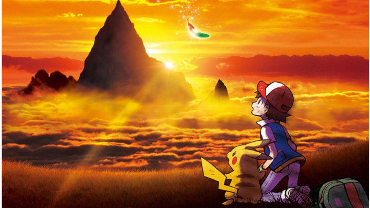 劇場版『ポケモン キミにきめた!』7月12日に地上波初放送決定!サトシとピカチュウの出会いの物語