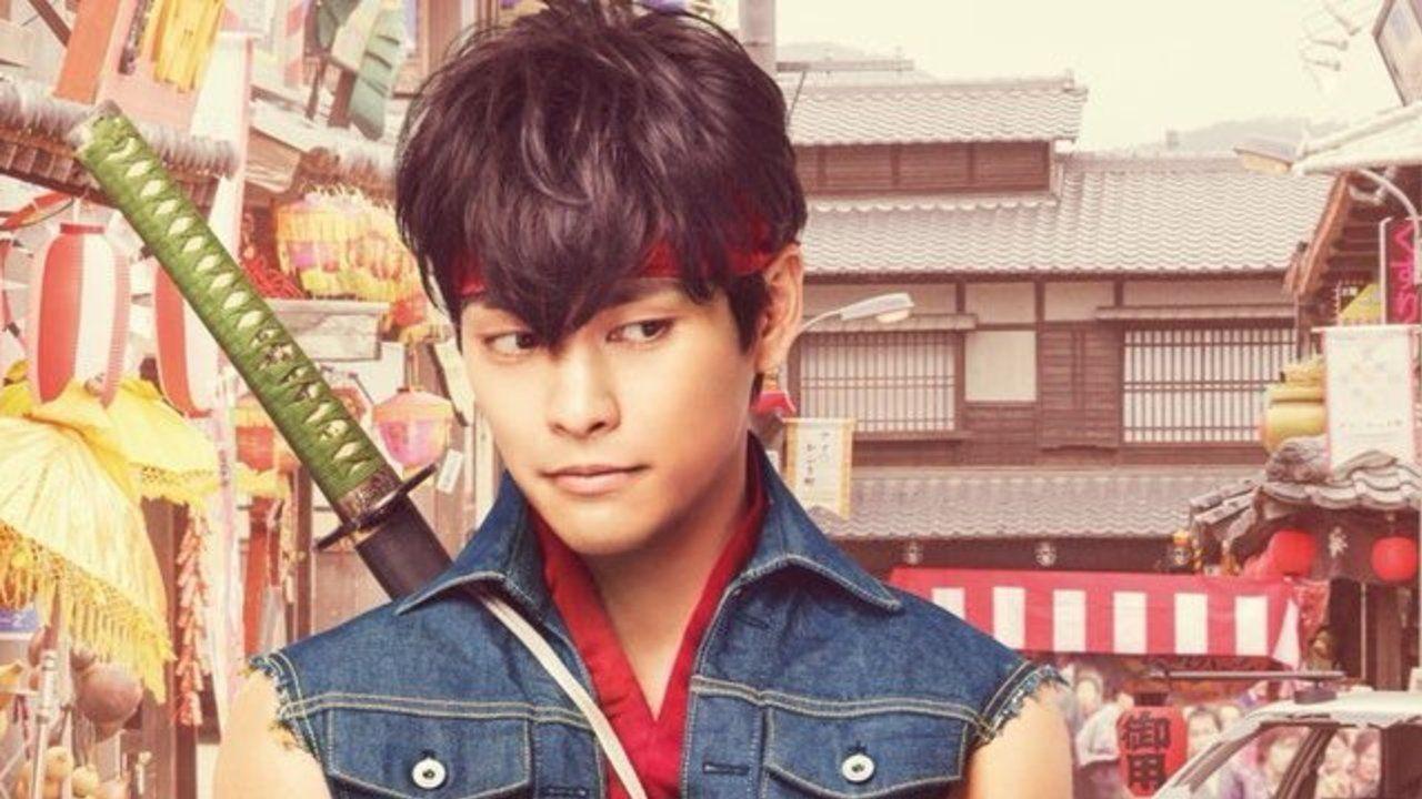 クオリティ高すぎでござるよ!『銀魂2』柳楽優弥さん演じる最重要キャラ・トッシーのビジュアルがお披露目!