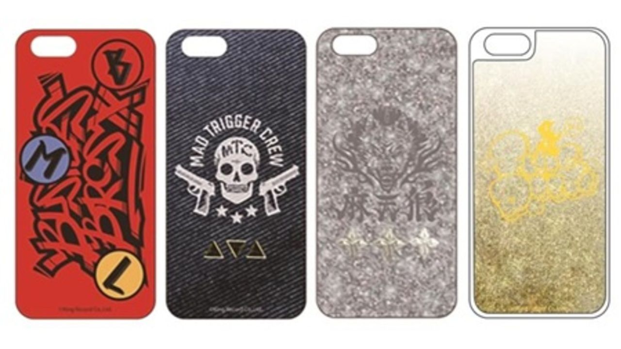 『ヒプマイ』x「タワレコ」コラボ開催!各ディビジョン限定iPhoneケースやドリンク、缶バッジが登場