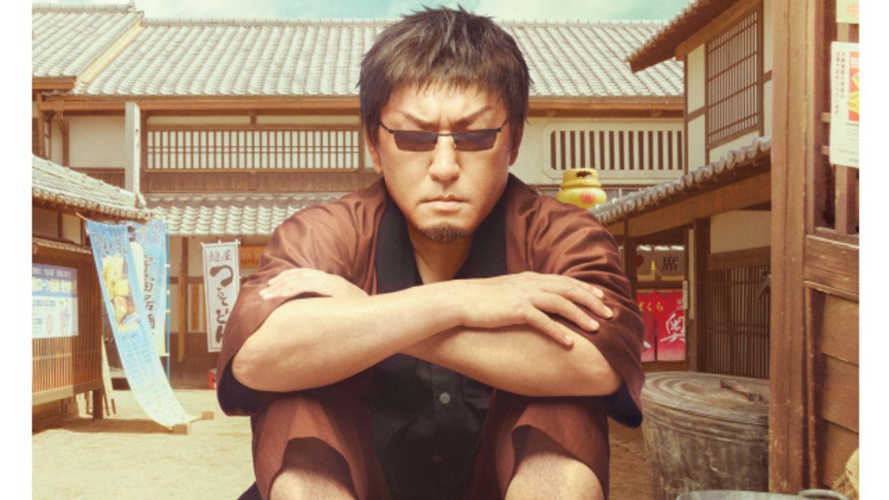 ドラマ版『銀魂2』にマダオ役として声優の立木文彦さんがサプライズ出演!人気の高いギャグ回を映像化