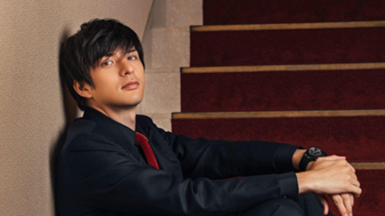人気俳優・城田優さんがアーティストとして本格始動!初となるミュージカルアルバムを発売!