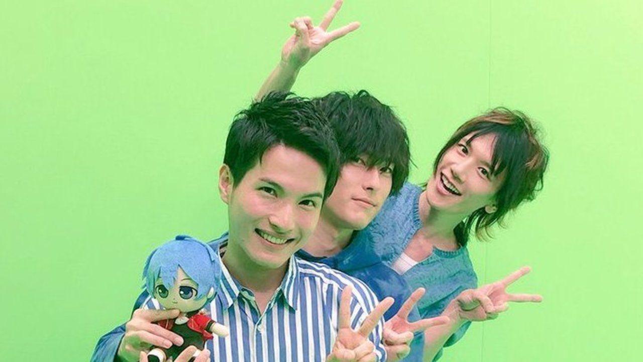 KENNさんが増田俊樹さんを隠し撮り!?『MARGINAL#4 』特番終了後に胸キュンなオフショが公開