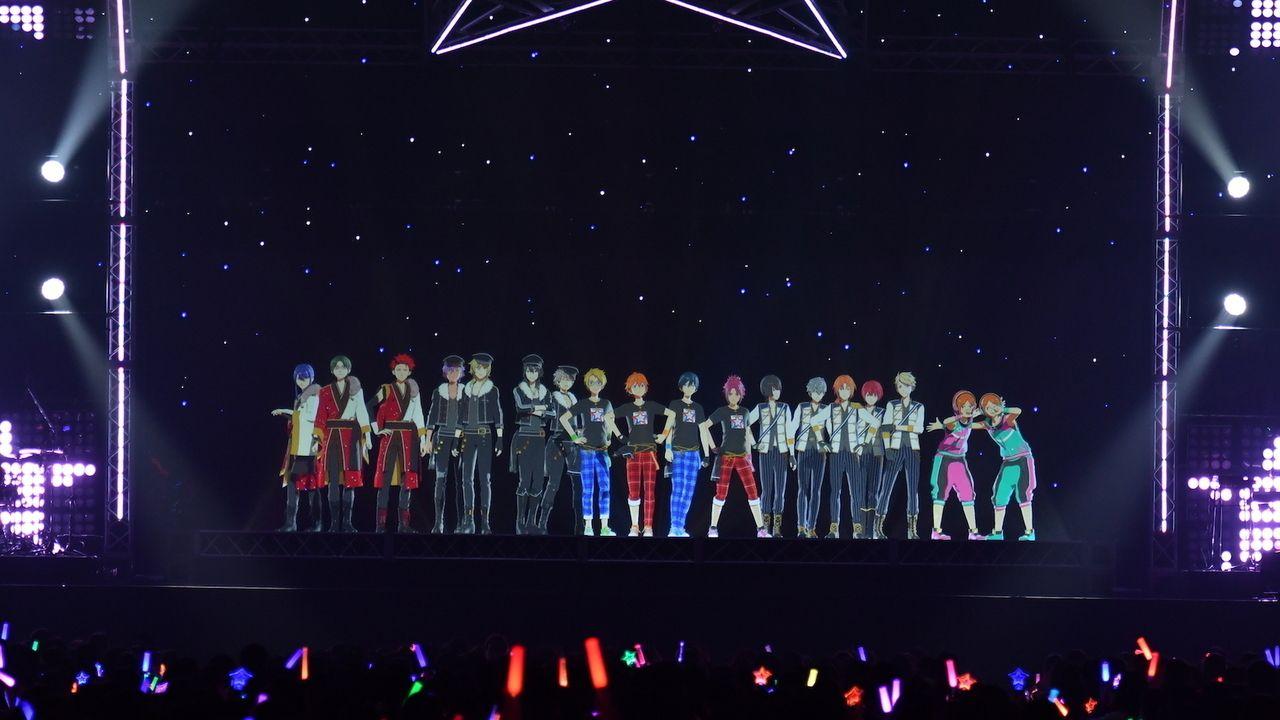 """「あんさんぶるスターズ!DREAM LIVE -2nd Tour """"Bright Star!""""-」22日昼の部をレポート!"""