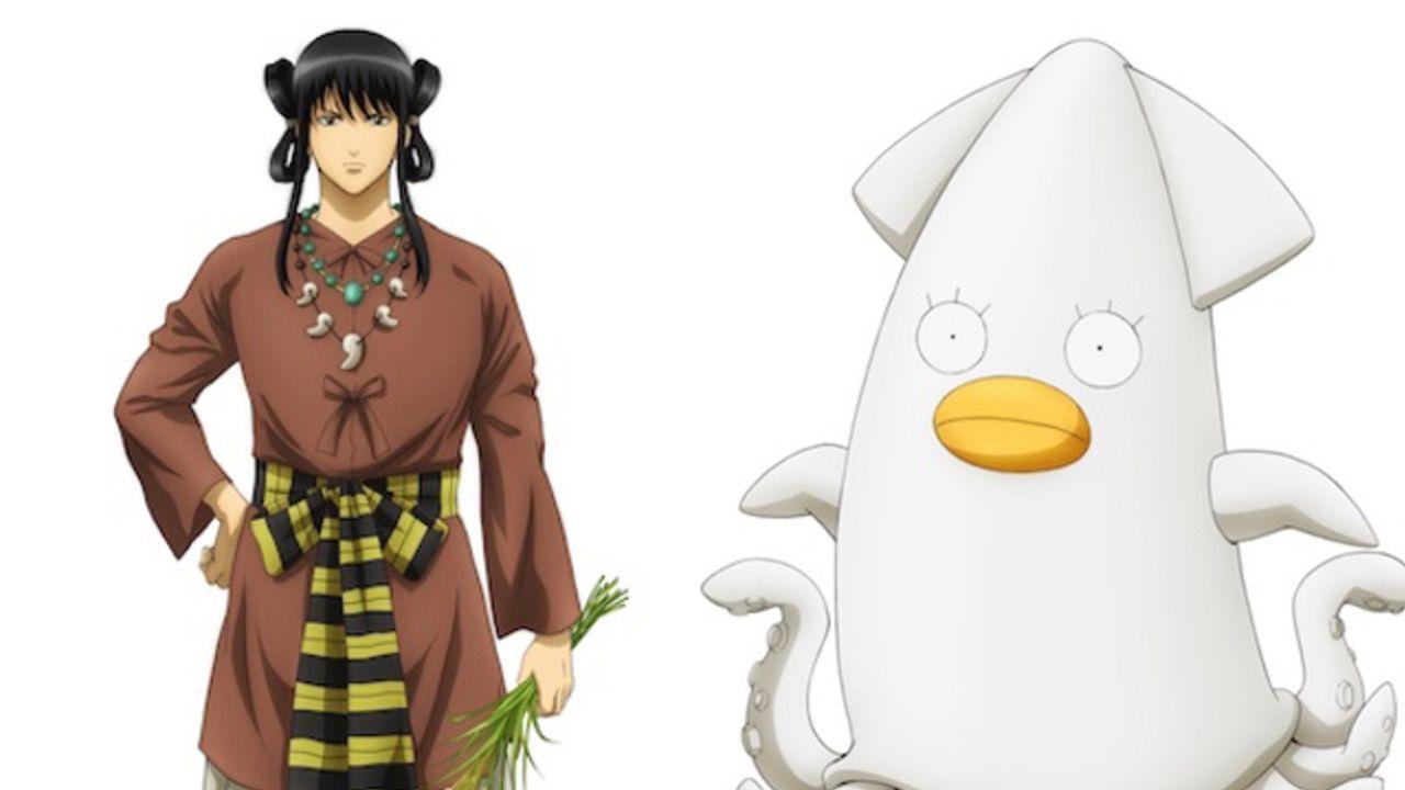 『銀魂』銀さんが佐賀を本気でプロデュース!定春は「佐賀春」に改名、ヅラは弥生時代のコスプレ、エリザベスはイカに