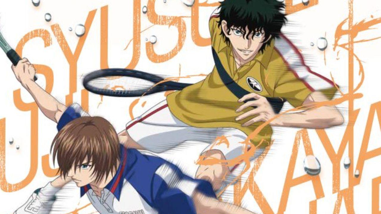 『テニプリ』新作OVA第二弾&第三弾のキービジュ解禁!サマバレ中継や重大発表もあるニコ生特番の放送も決定!