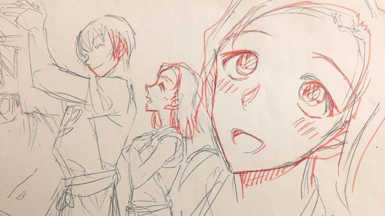 『ゼロの日常』新井隆広先生が修正画について反省のツイート「載せ方が下手くそなせいであらぬ心配をお掛けした」
