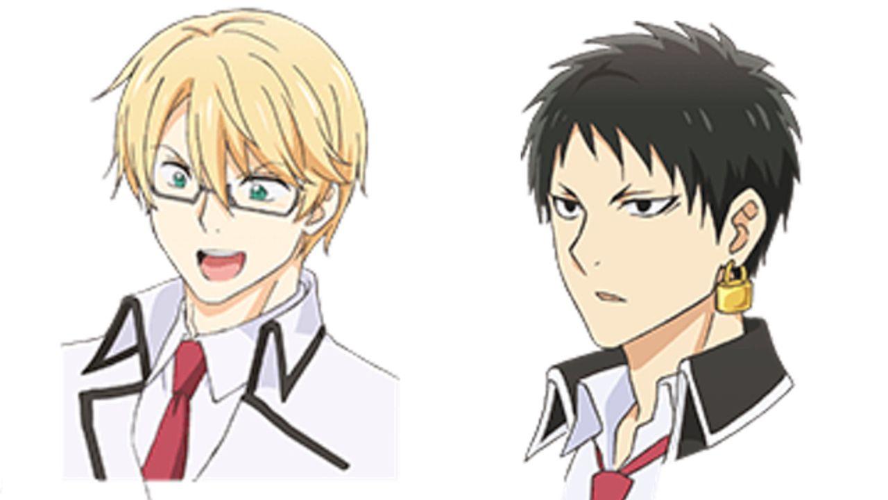 TVアニメ『寄宿学校のジュリエット』追加キャスト発表!神谷浩史さんがたまに変態、杉田智和さんが外道キャラを演じる!