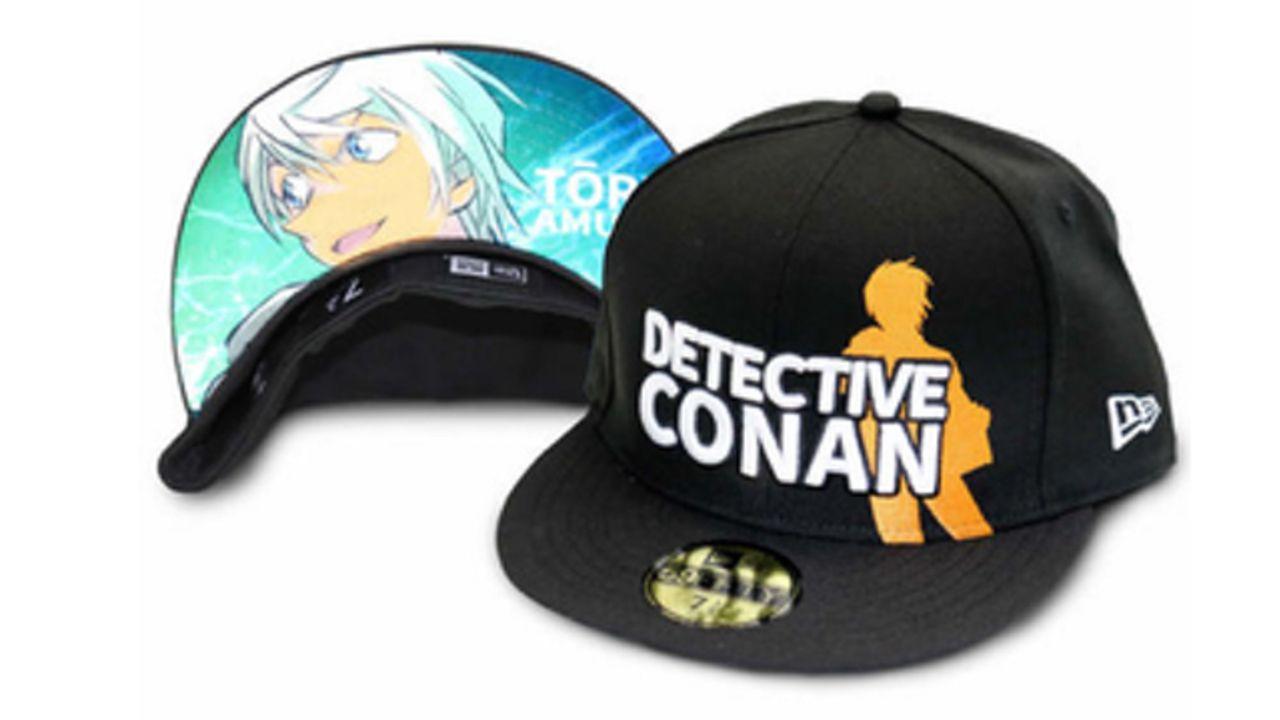 『名探偵コナン』と「NEW ERA」がコラボ!コナンや安室透をデザインしたキャップ5種類が登場